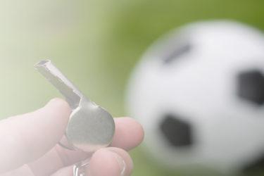 Der Fußballschiedsrichter – Sportler oder Gewerbetreibender?